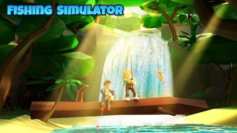 Fishing simulator destruir sv