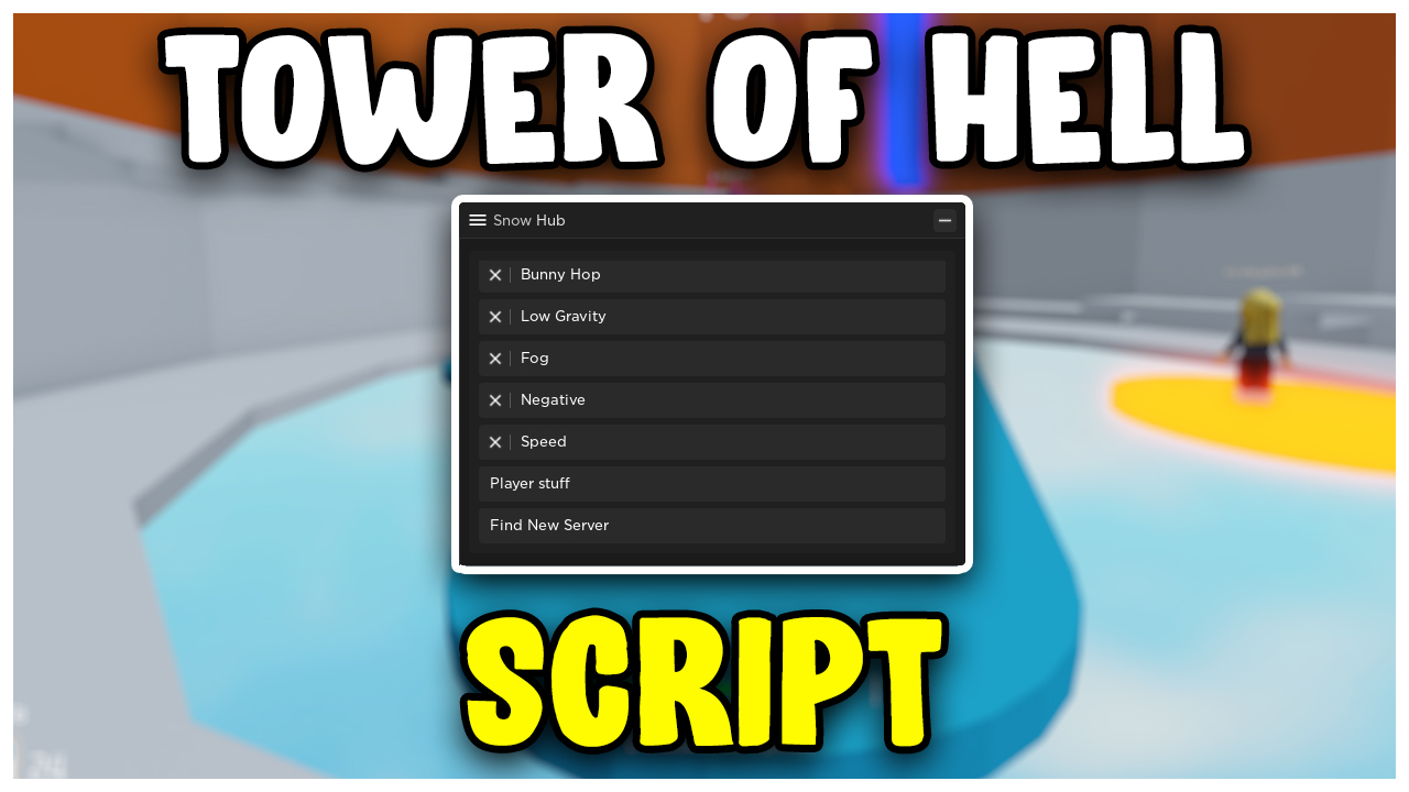 Tower of hell script